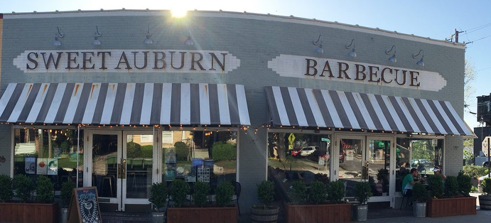 Sweet Auburn Barbecue, Poncey-Highlands, Atlanta