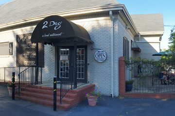 2 Dog Café, Gainesville, Hall County