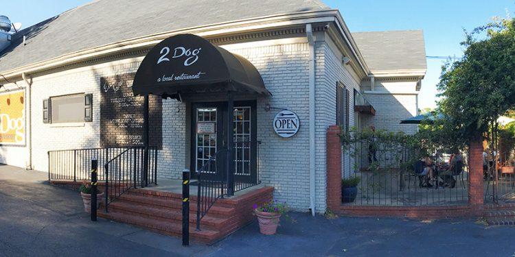2 Dog Café, Gainesville, Hall County
