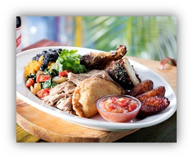 Taste of Jamaica (Source: Bahama Breeze)
