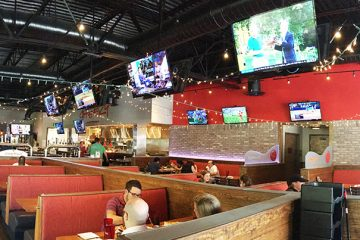Dining Room, Cheeky, The Forum, Peachtree Corners, Norcross, Gwinnett