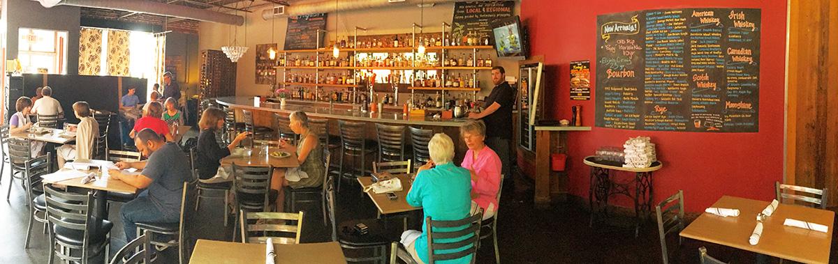 Sprig Restaurant and Bar, Decatur