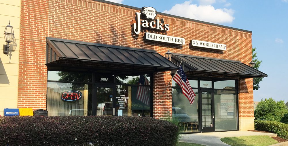 Jack's Old South BBQ, Braselton