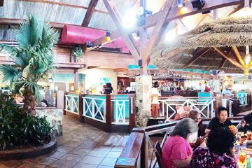 Dining Room, Bahama Breeze, Duluth, Gwinnett