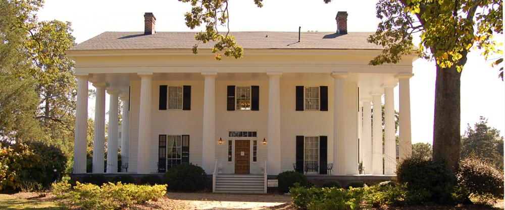 Barrington Hall, A Southern Trilogy, Roswell, Georgia