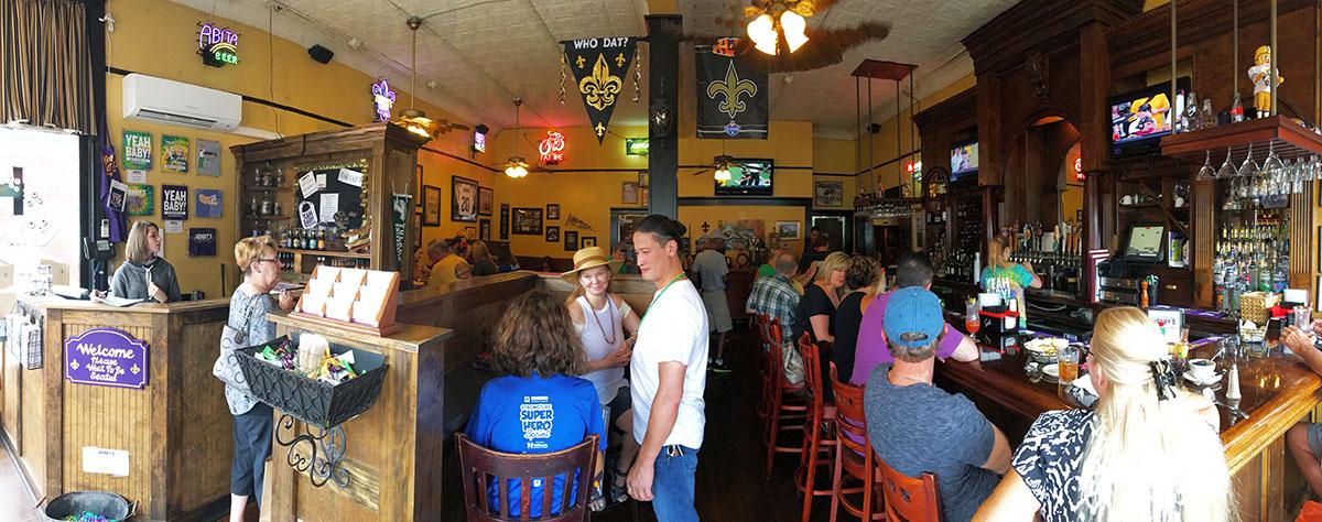 Henry's Louisiana Grill, Acworth, Cobb