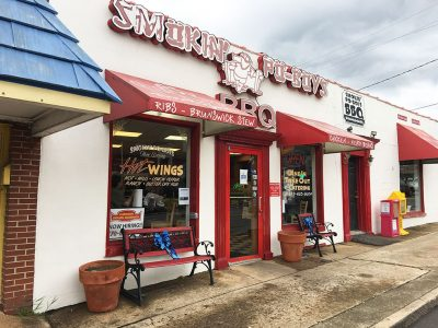 Smokin' Po Boys BBQ, Winder, Barrow County