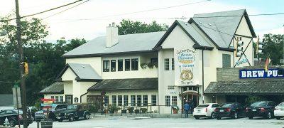 The Village Corner, German Restaurant and Bakery, Stone Mountain